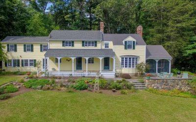 Sold – Single Family – 161 River Rd Carlisle, MA 01741-1820