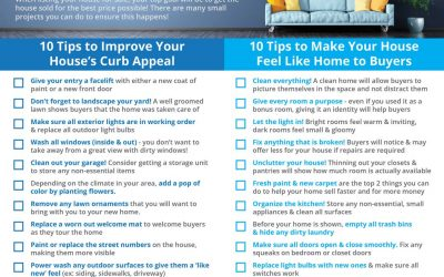 20 Tips for Preparing Your House for Sale This Fall [INFOGRAPHIC]